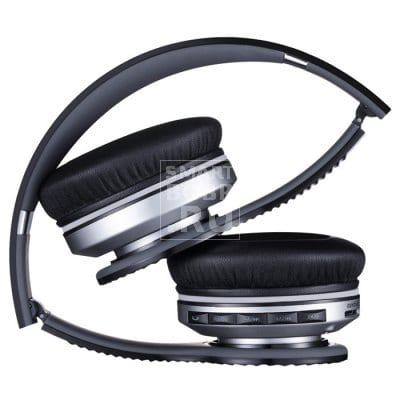 Haoer S490 HiFi Стерео Шумоподавление Беспроводные наушники Mic Radio