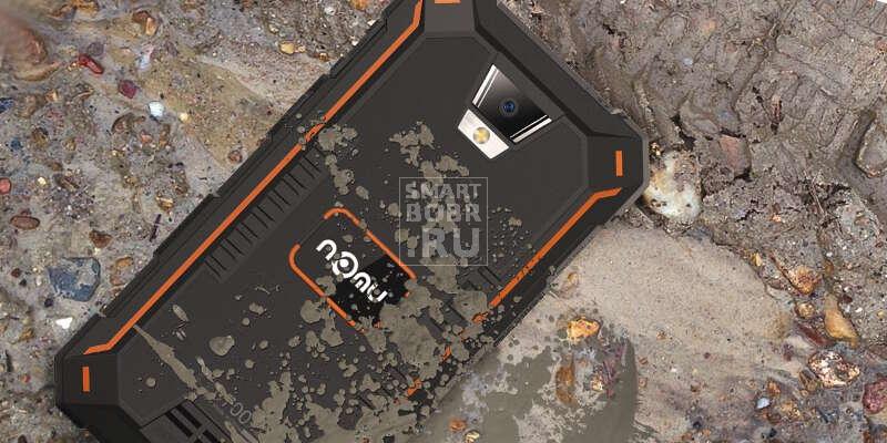 Защищенные смартфоны Nomu S10
