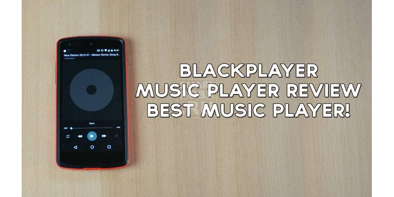 аудиоплеер для Андроид BlackPlayer