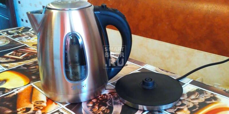 чайник Sinbo sk 2391b