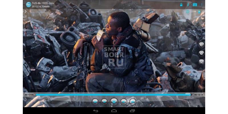 видеоплеер для Андроид BSPlayer