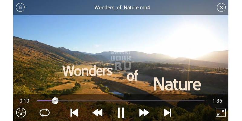 видеоплеер для Андроид KMPlayer
