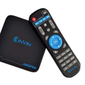 Приставка Смарт ТВ - INVIN KM5pro 2G/16Gb