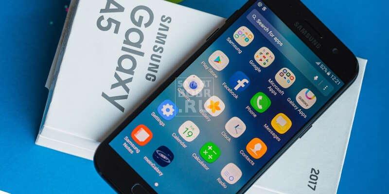 Новые телефоны Samsung Galaxy A5