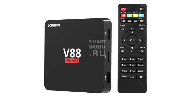 TV Box SCISHION V88 Mars II