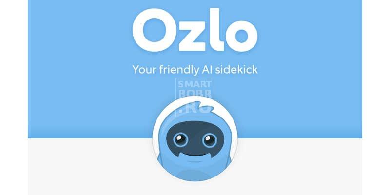 голосовой помощник Ozlo