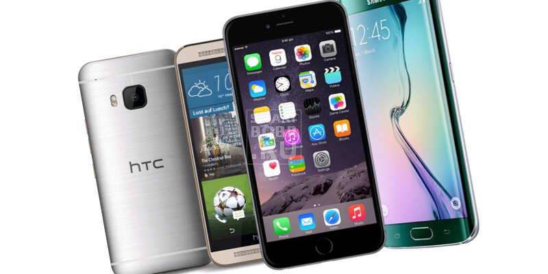 новые телефоны и смартфоны 2017 года