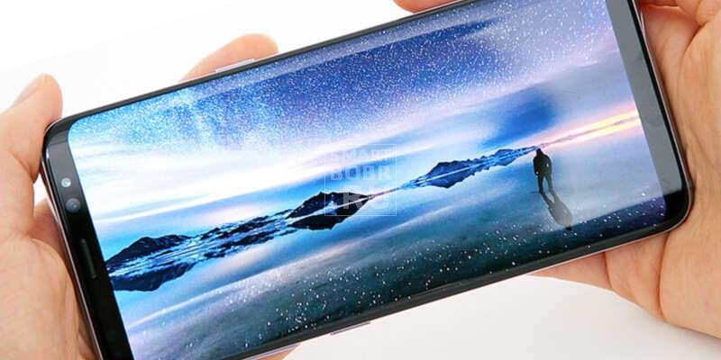 Копия Самсунг Галакси S8