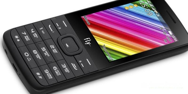 кнопочные телефоны Fly TS113