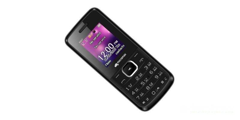 кнопочные телефоны Micromax X507