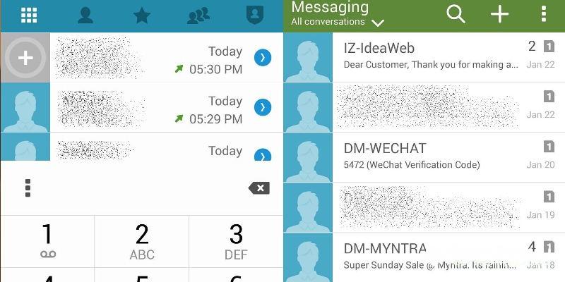 лучшие звонилки для андроид ASUS Dialer