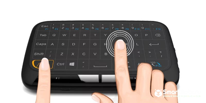 мини клавиатура H18