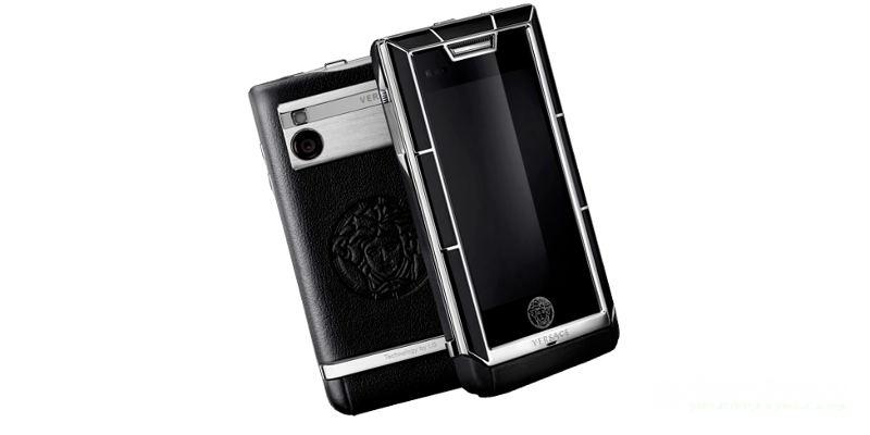 самые дорогие телефоны в мире: Versace Unique