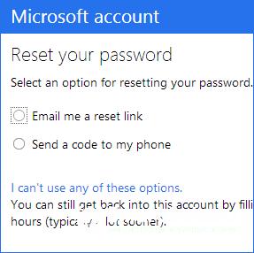 как восстановить пароль Windows