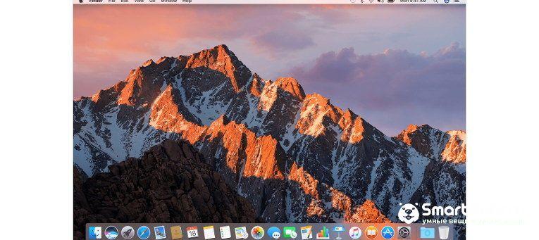 операционные системы MacOS