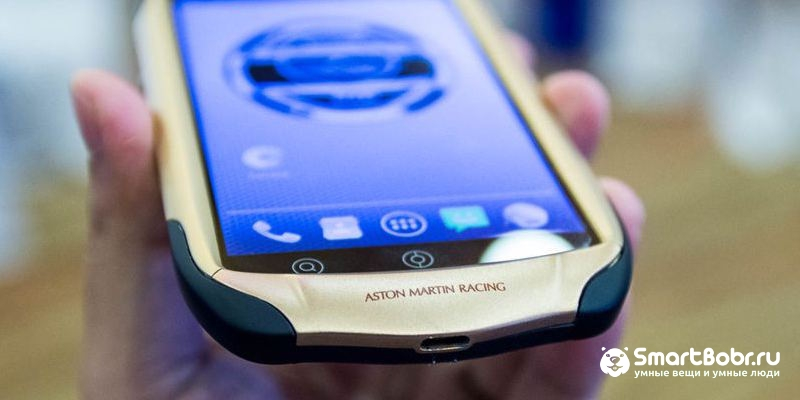 самые дорогие телефоны в мире Aston Martin Racing 808