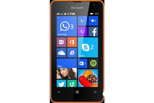 телефон для пожилых людей Microsoft Lumia 430 Dual SIM