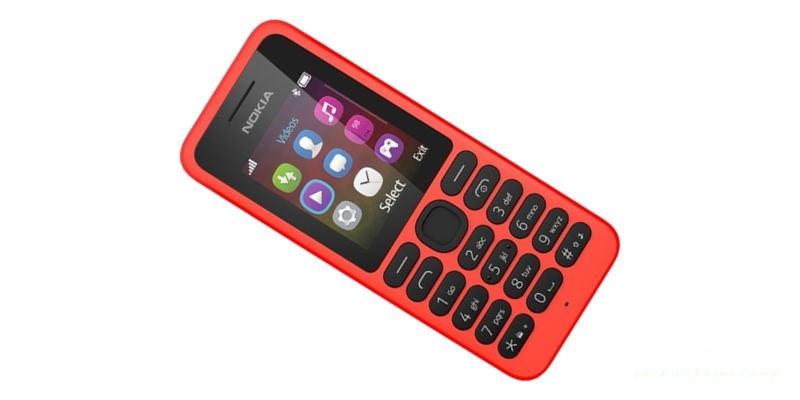 телефон для пожилых людей Nokia 130
