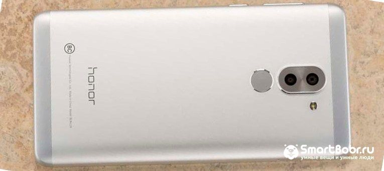 телефоны до 15000: Huawei Honor 6X