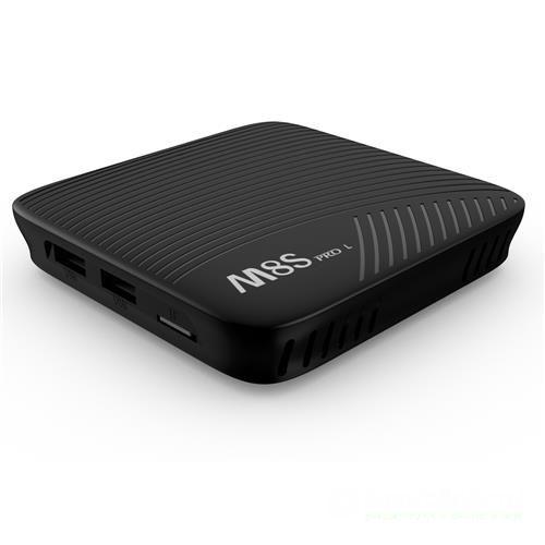 Андроид ТВ-приставка Mecool M8s pro L