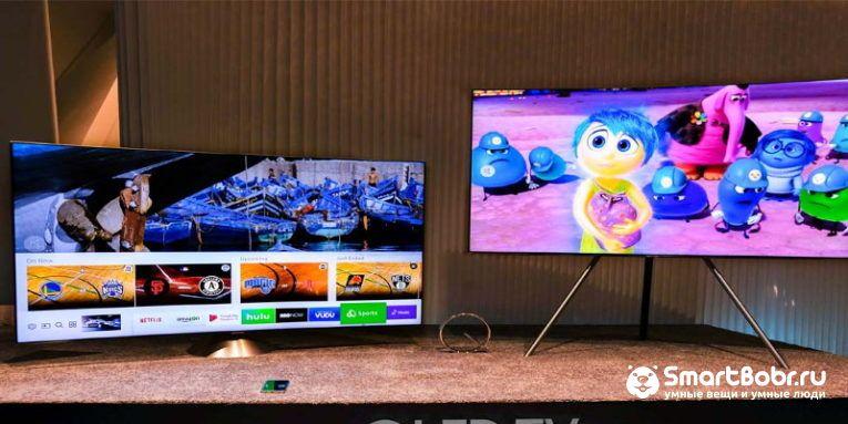 Какой экран телевизора лучше