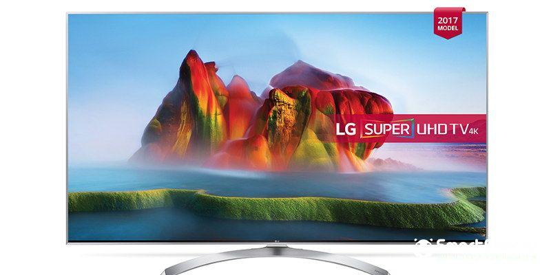 Лучшие 4к-телевизоры LG 49SJ810V