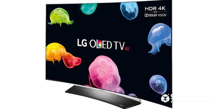 Лучшие 4к-телевизоры LG OLED65C6V
