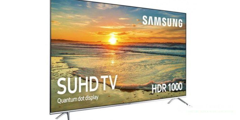 Лучшие 4к-телевизоры Samsung UE49KS7000U