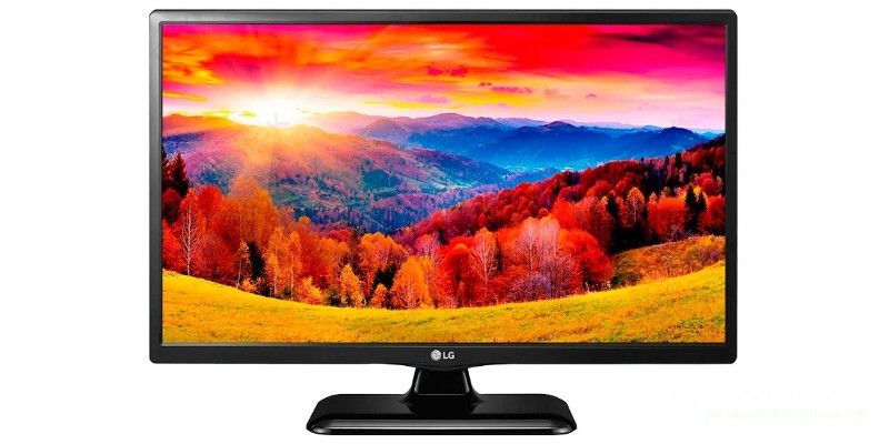 Лучшие телевизоры - LG 24LJ480U