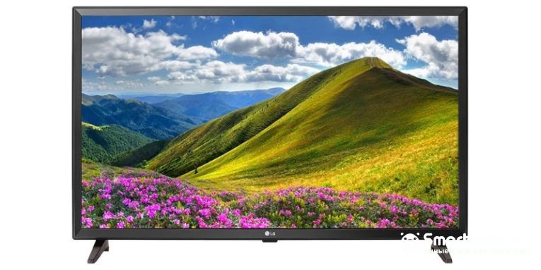 Лучшие телевизоры LG 32LJ610V