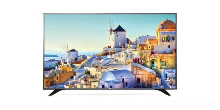 Лучшие телевизоры LG 43UH651V
