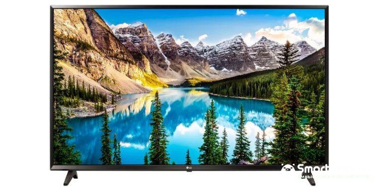 Лучшие телевизоры LG 49UJ630V