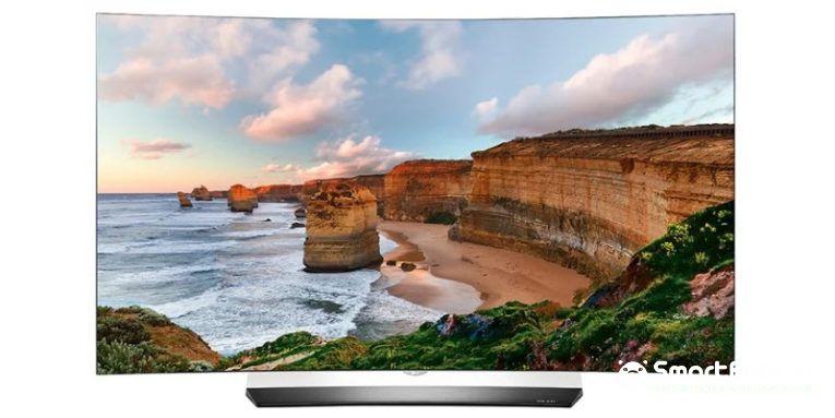 Лучшие телевизоры LG OLED65C6V