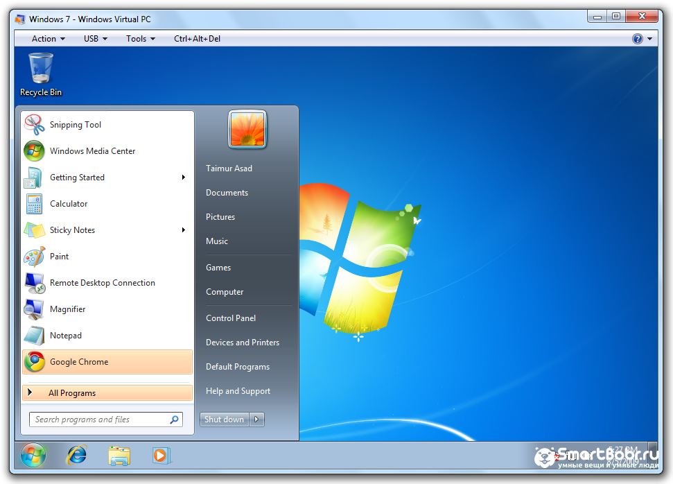 Лучшие виртуальные машины для WIndows - Microsoft Virtual PC