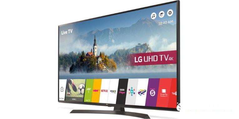 какой телевизор лучше LG 43UJ634V