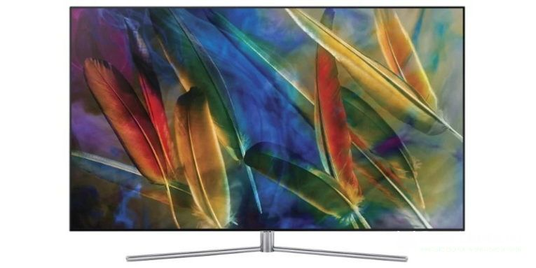 лучшие телевизоры Samsung - QE65Q7FAM
