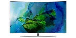 лучшие телевизоры Samsung - QE75Q8CAM