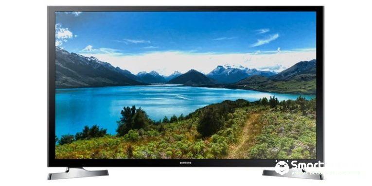 лучшие телевизоры Samsung - UE32J4500AW