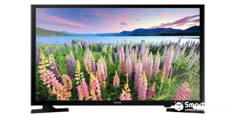 лучшие телевизоры Самсунг - UE32J5205AK