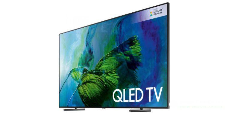 самый большой телевизор в мире Samsung QE88Q9FAM