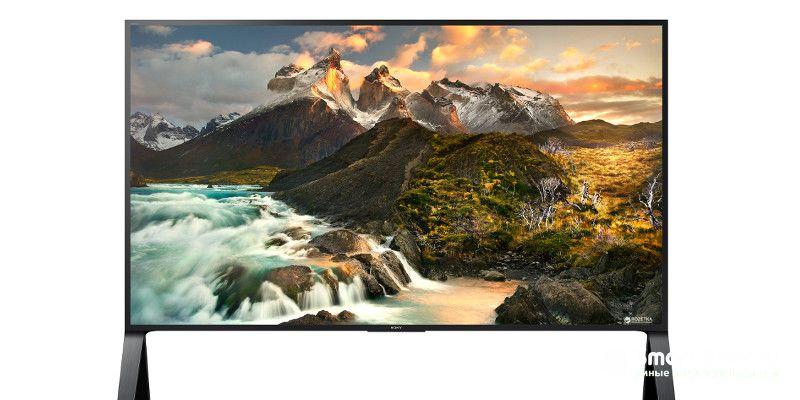 самый большой телевизор в мире Sony KD-100ZD9