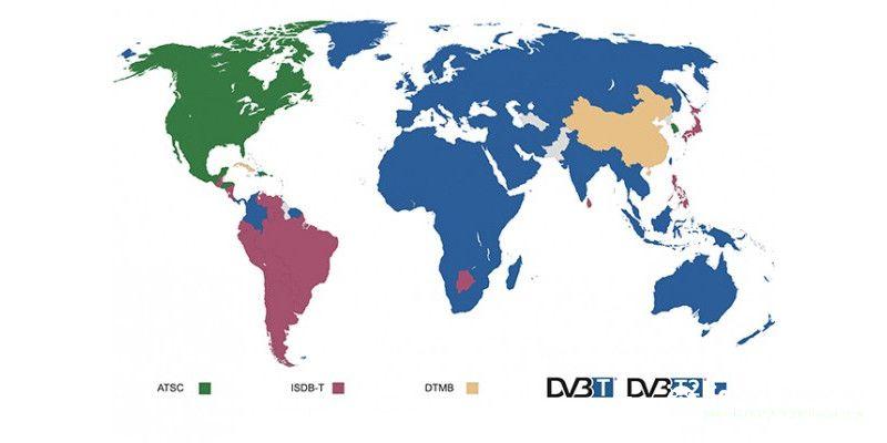 цифровое телевидение DVB