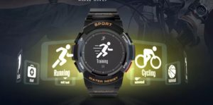 2018 Top Sport Smart Watch No 1 F6 Flash Sale from Just 14 99 GearBest com