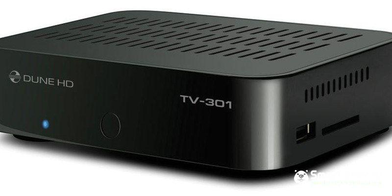 DVB-T2 цифровая тв-приставка