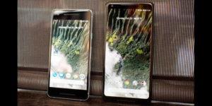 Google Pixel 2 xl vs Google Pixel 2