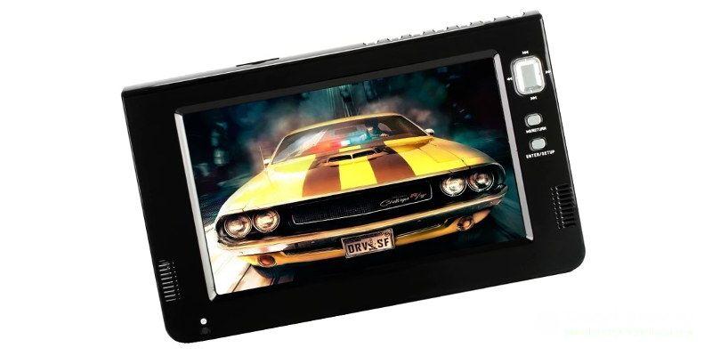 автомобильный телевизор Eplutus EP-9511