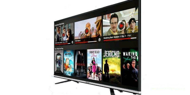дешевые телевизоры Haier LE50K5500TF