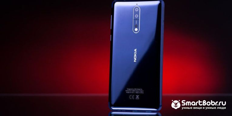 смартфон Nokia 8