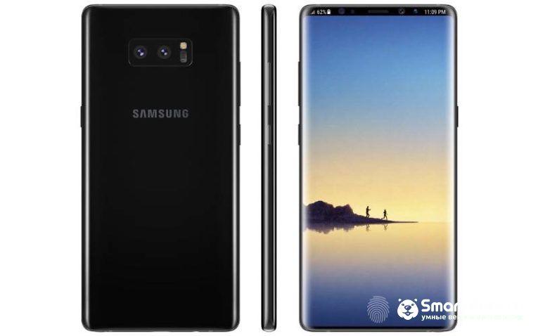Galaxy S9 смартфоны 2018 года новинки