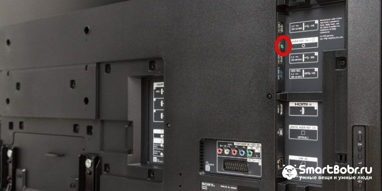 Как подключить телевизор Sony к наушникам